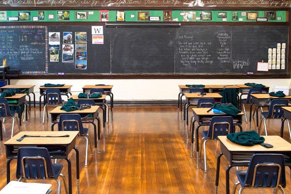 An Oaks Academy Classroom