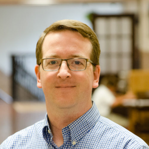 Nathan Hand, Chief Advancement Officer