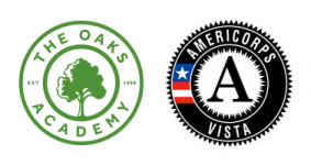 The Oaks Academy & Americorps VISTA